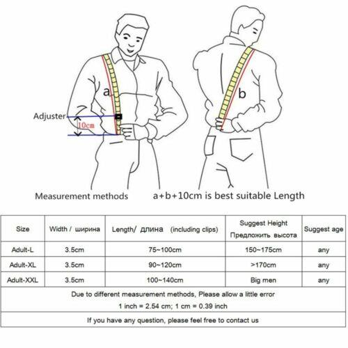 Herren Hosenträger Gepunktet Verstellbare H Rücken Elastisch Party Clip Hose