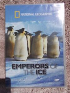 EMPERORS-OF-THE-ICE-NATIONAL-GEOGRAPHIC-DVD-E-R4-SEALED