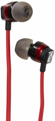 Sennheiser CX 3.00 Auriculares in-ear reducción de ruido rojo