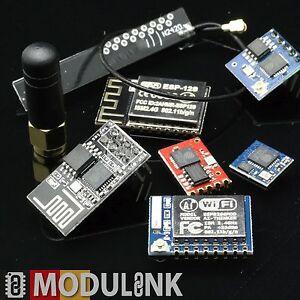 ESP8266-Wifi-WLAN-ALLE-VARIANTEN-ESP1-14-nodeMCU-WeMos-seriell-UART-drahtlos