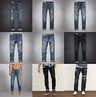 NWT Abercrombie & Fitch and Hollister MEN'S Jeans 28 30 32 33 34 36 New