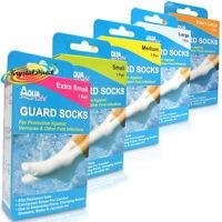 Aqua Safe Guard Swimming Pool Kids & Adult Verruca Latex Waterproof Socks