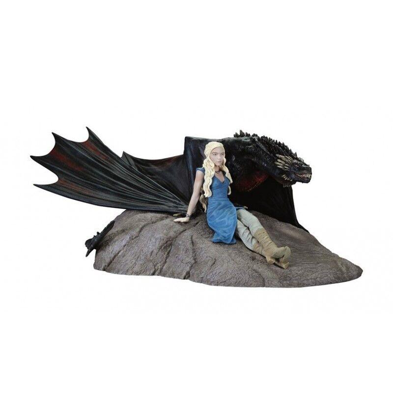 Dark Horse Statue Spiel der Throne - Daenerys und Drogon normal
