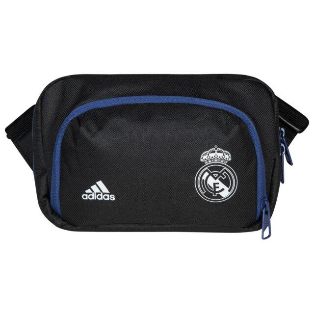 bbb4719da adidas Real Madrid Football Soccer Organizer Bag Black White for ...