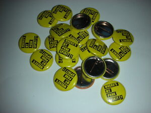 Where-039-s-My-Punk-Spirit-Bag-of-approximately-20-Badges