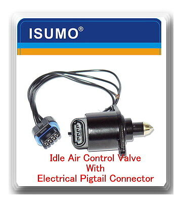 Electrical Connector For Idle Air Control Valve AC463 Fits Ford E150 E250 F150