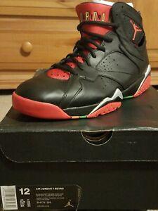 Jordan 12 Retro pallacanestro da 304775 Scarpe uomo 7 'marvin The 029 Sz Martian' Nuovo da 5A4jLR