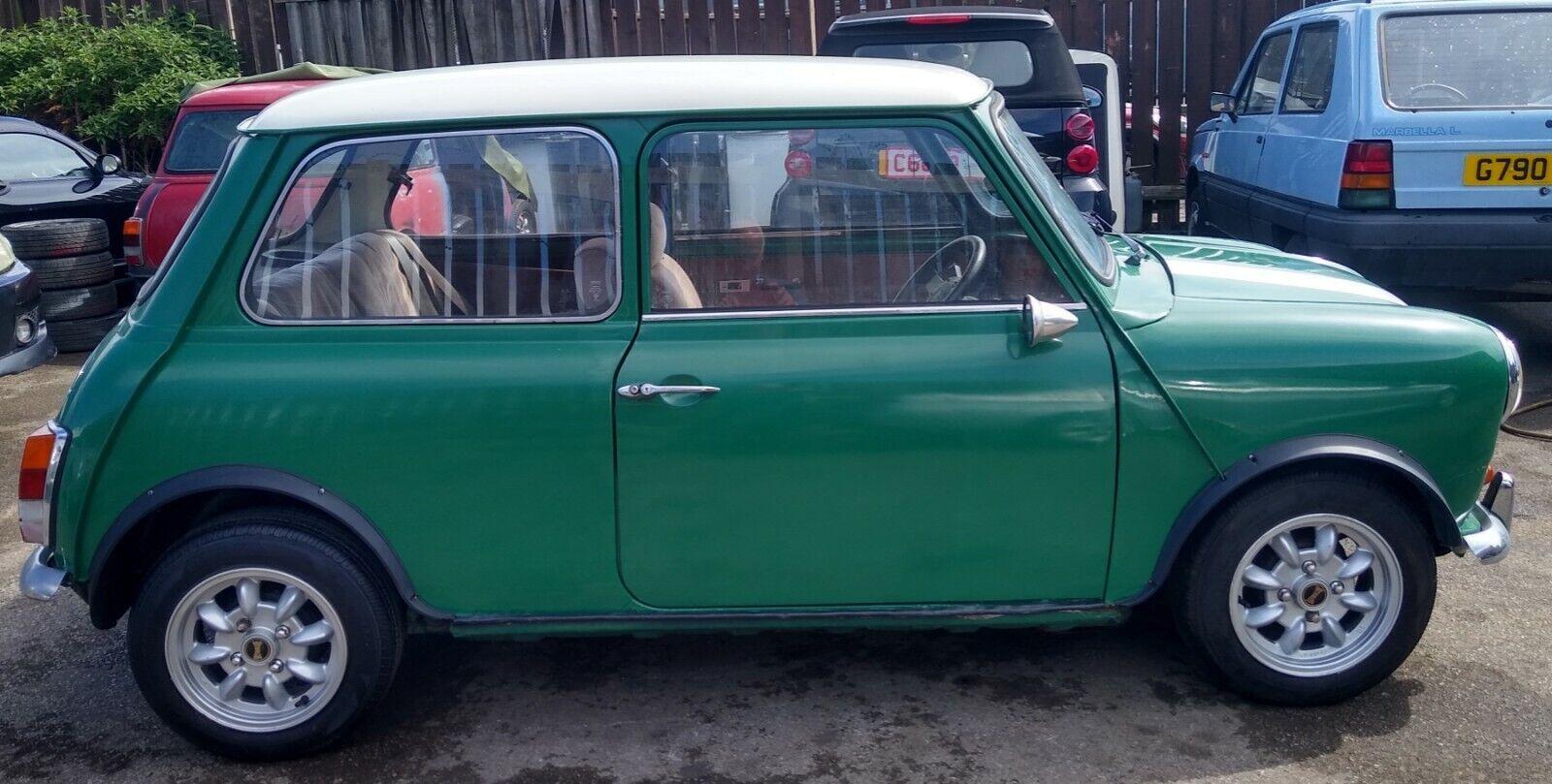 1979 Mini Classic Mini