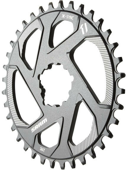 SRAM  X-Sync 1x Direct Mount Mountain Bike MTB Chainring 0mm Offset - 36t