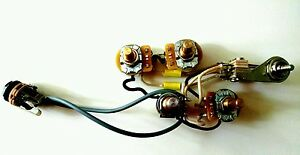 rickenbacker 4001s 4003s bass wiring harness mono stereo image is loading rickenbacker 4001s 4003s bass wiring harness mono stereo
