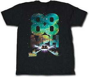 BACK-TO-THE-FUTURE-GALACTIC-SPEED-88-MPH-MARTY-MCFLY-DELOREAN-MOVIE-T-TEE-SHIRT