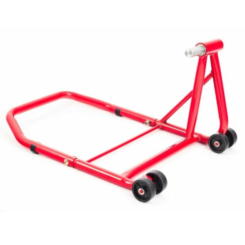HONDA VFR 400 R3 NC30 1990 SINGLE SIDED RED REAR PADDOCK STAND