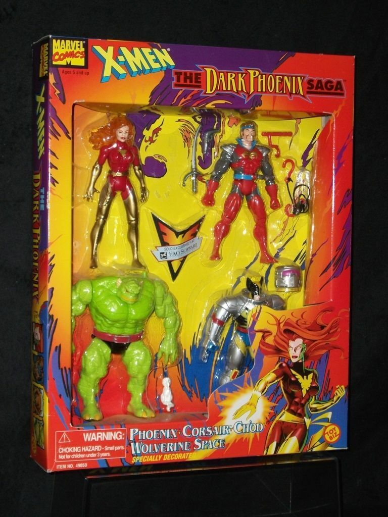 X-Men The Dark Phoenix Saga Set New Sealed 1995