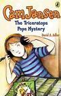 Cam Jansen The Triceratops Pops Mystery 15 Adler David a Author Natti SU
