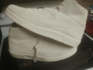 e9459dbfd585 NIKE AIR JORDAN II 2 DECON DECONSTRUCTED SAIL 897521 100 Size 14 1 ...