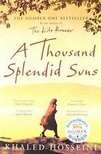 A Thousand Splendid Suns by Hosseini, Khaled Paperback Book The Cheap Fast Free