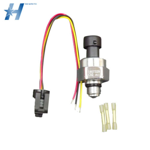 Pressure ICP Sensor Fit for Ford 7.3 7.3L Powerstroke Pigtail Injection Control