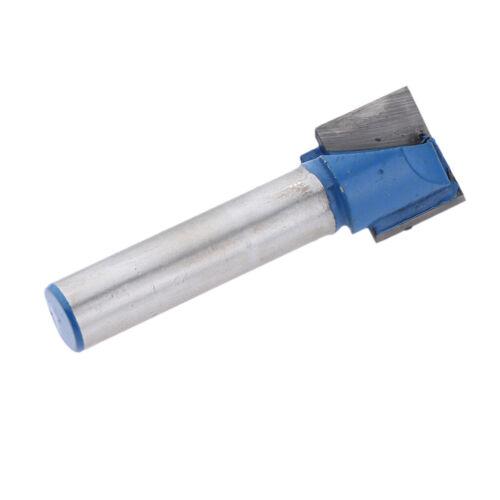 8 mm Schaft CNC Fräser Bodenreinigungsbohrer Fräser Schnitzen Holzbearbeitung