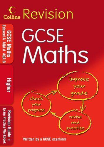Higher GCSE Maths Collins GCSE Revi, Exam Practice Workbook Revision Guide