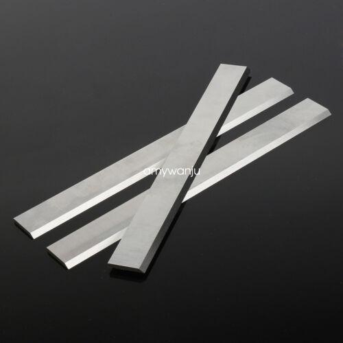 "6-1//8/"" inch Jointer Blades Knives for Craftsman 113-206931 /& 113-232200 Set of 3"