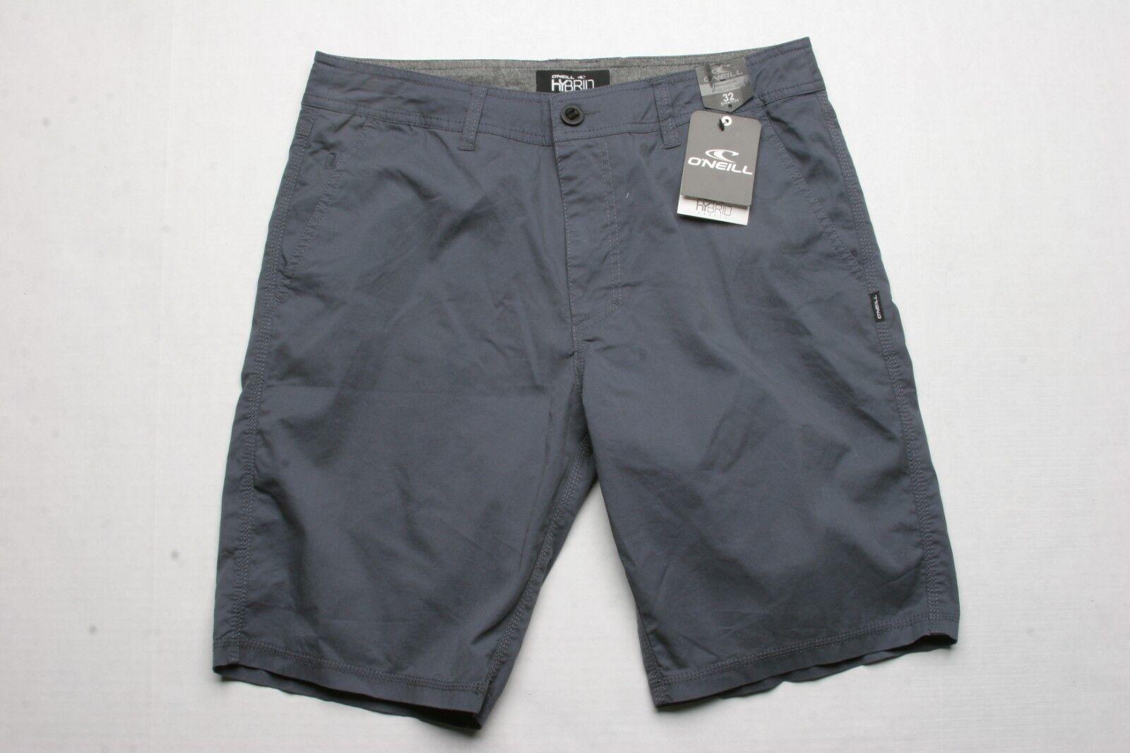 O'Neill Coolidge Workwear Hybrid Short (32) Slate
