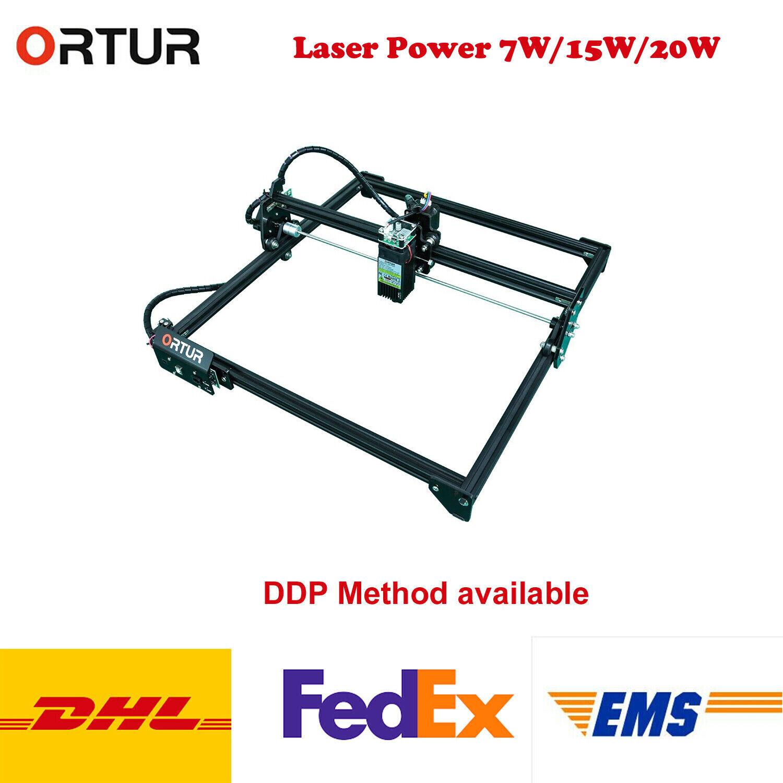 ORTUR Laser Master 2 Laser Engraving CNC Cutting Machine With 32-bit Motherboard