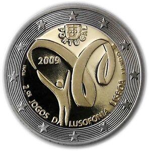 Portugal-2-Euro-2009-PP-Spiele-der-Lusophonie-in-CoinCard
