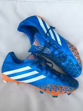 the best attitude baa00 f3f69 Adidas Predator lethal zones miCoach FG soccer cleats football boots US10  Mania