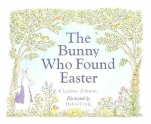 The-Bunny-Who-Found-Easter-Charlotte-Zolotow-NEW-pb