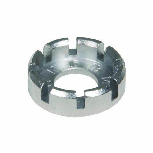 6Way Metal Bicycle Spoke Nipple Key Bike Cycling Wheel Rim Spanner Wrench Repair