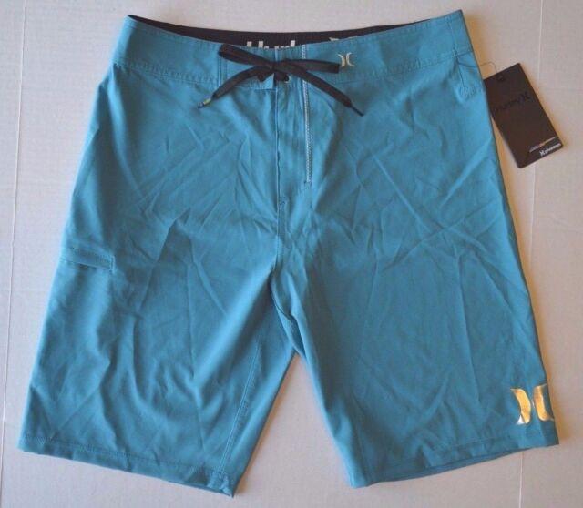 8dc6463950 Men's Hurley Phantom Board Shorts Swim Long Inseam 31 Slate Blue ...