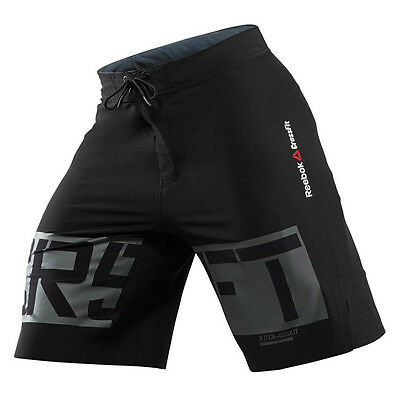 Reebok Damen Crossfit Shorts DT Camo Board Short