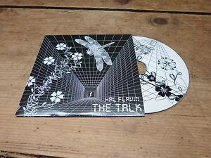 HAL-FLAVIN-THE-TALK-RARE-CD-PROMO