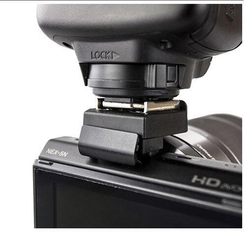 Hot Shoe Flash Adapter MSA-10 MSA10 for Sony NEX 3 NEX5 NEX5N