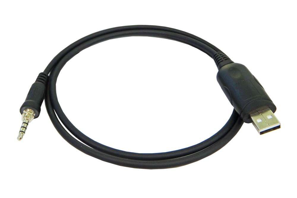 Cable de programación para Yaesu Vertex VX-120, VX-127, VX-170