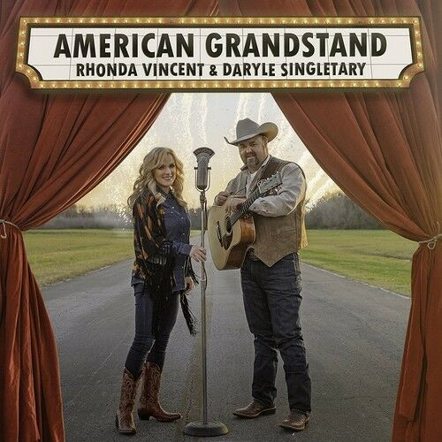Rhonda Vincent - American Grandstand [New CD]