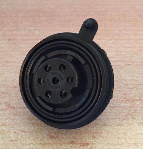 Bulgin px0744//s Buccaneer Panel Plug 7 pôles 277vac//dc 3 A z2127