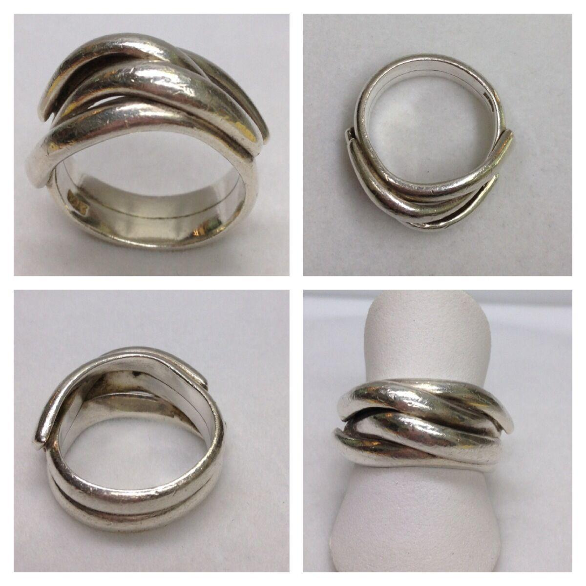 Schöner Ring 925er silver silverring