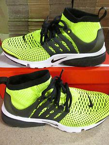 save off 857a3 03ddb La imagen se está cargando Nike-Aire-Presto-Flyknit-Ultra-Zapatillas -Running-Hombre-