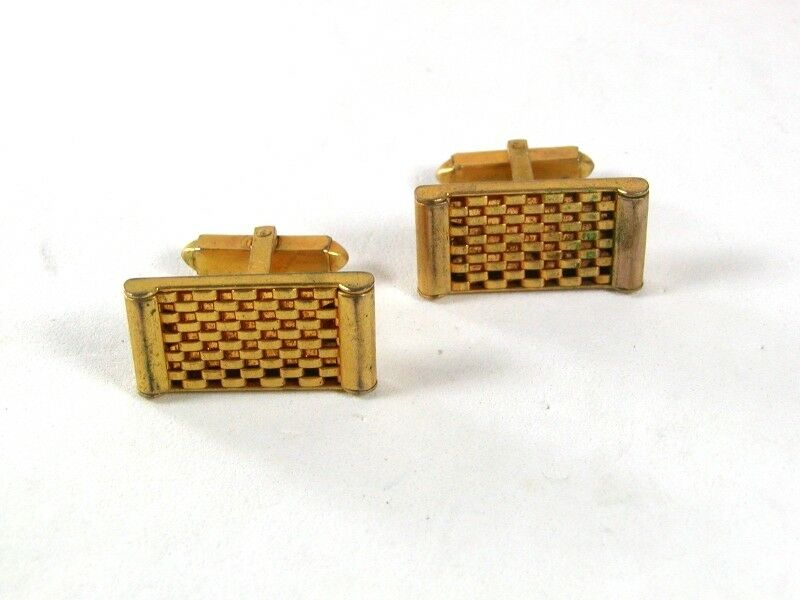 Tono Dell'oro Dell'Annata Metà Secolo Moderna Gemelli da Anson Anson Anson 6316 f70e81