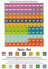 Dodon't Forget Stickers by Dodo Pad (Paperback / softback, 2011)