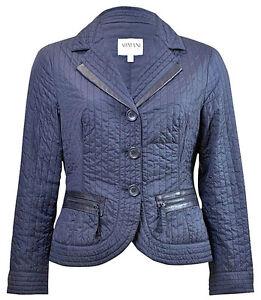 10 Blazer Nylon Packable Jacket Us blue Collezioni Navy Armani Blue 4IqwW7zx46