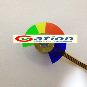 Details About New Home Projector Color Wheel For Vivitek D535repair Replacement Fitting