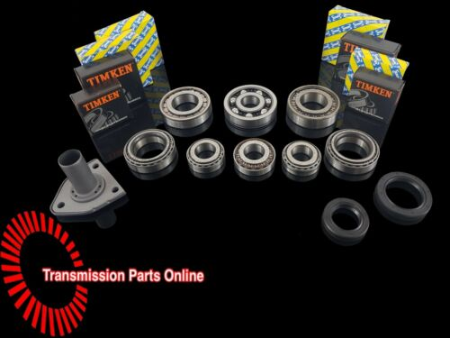 Peugeot BE3 Fiat Citroen BE4 Gearbox Bearing /& Oil Seal Rebuild Kit