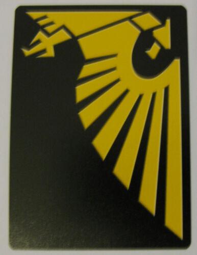 Horus Heresy CCG Sedition/'s Gate Foil Rare Cards