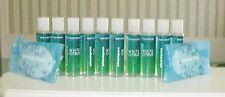 10 BATH & BODY WORKS WHITE CITRUS TRAVEL SIZE SHAMPOOS 2 FREE FACE & BODY SOAPS