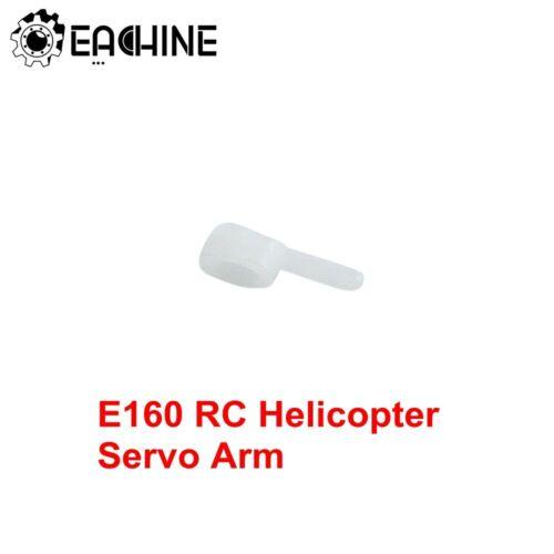 3 PCS Eachine E160 RC Helicopter Spare Parts 4.3g Servo Arm
