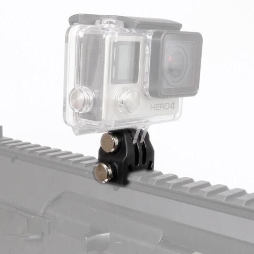EKEN Action Camera BGNING Sportkamera Gun Rail Mounting Adapter für GOPRO