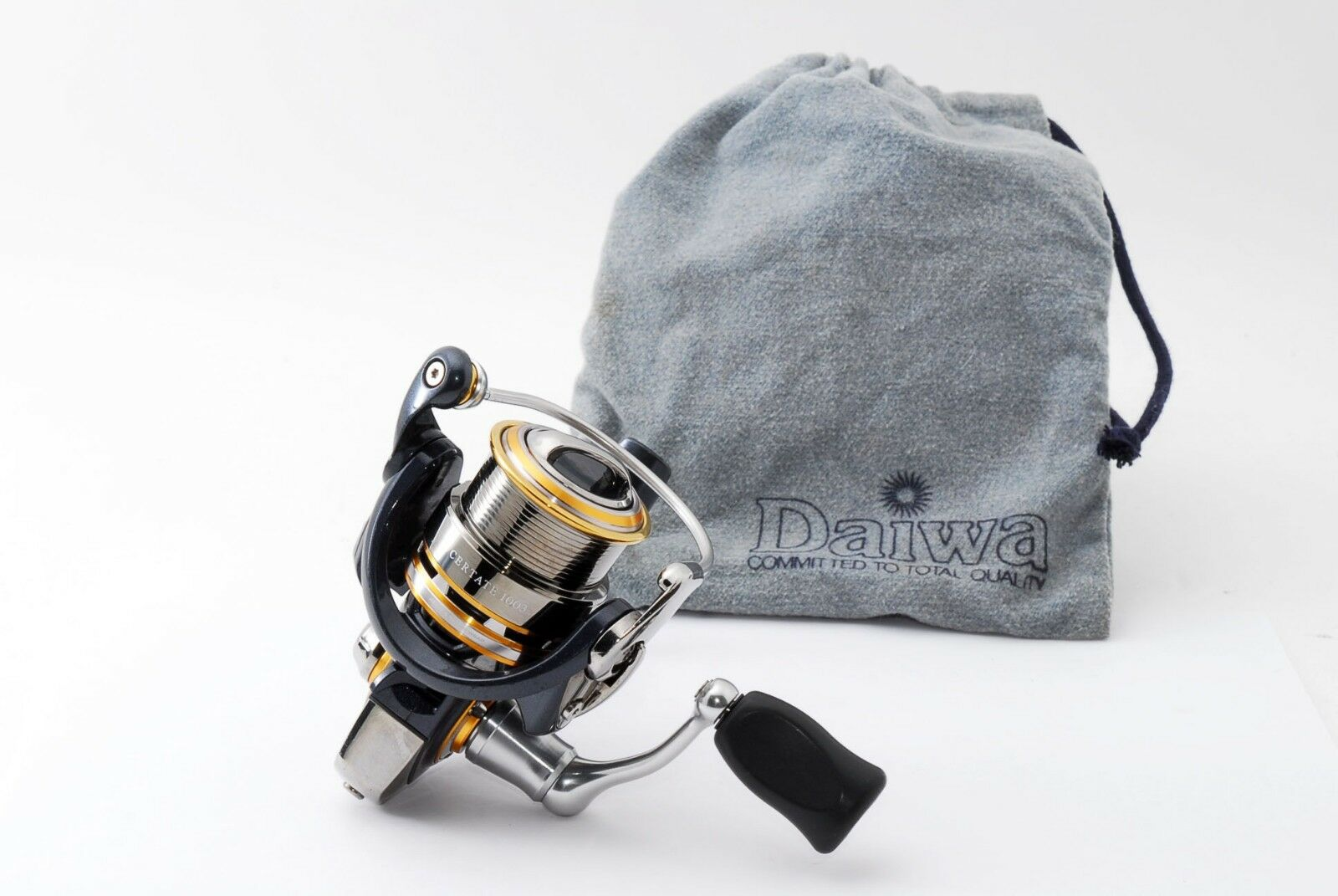 Excellent+++ Daiwa 10 CERTATE 1003 Spinning Reel  337973  store sale outlet