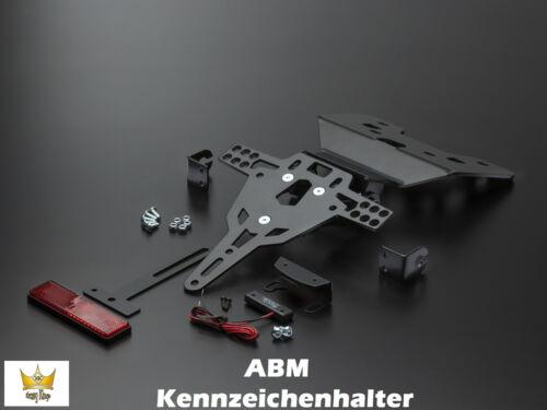 03 ABM Kennzeichenhalter SUZUKI SV 1000 WVBX  Bj S  Typ Hinterrad